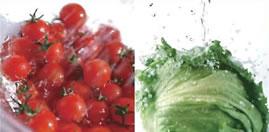 食材の除菌